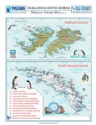 carte Géorgie-malouines
