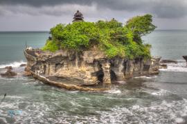 Bali. Thana Lot
