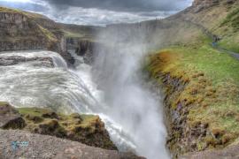 Gullfoss. Islande.