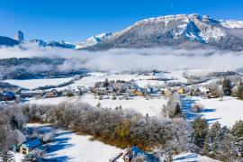 Le Trièves et le Mont Aiguille