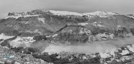 Falaise orientale du Vercors